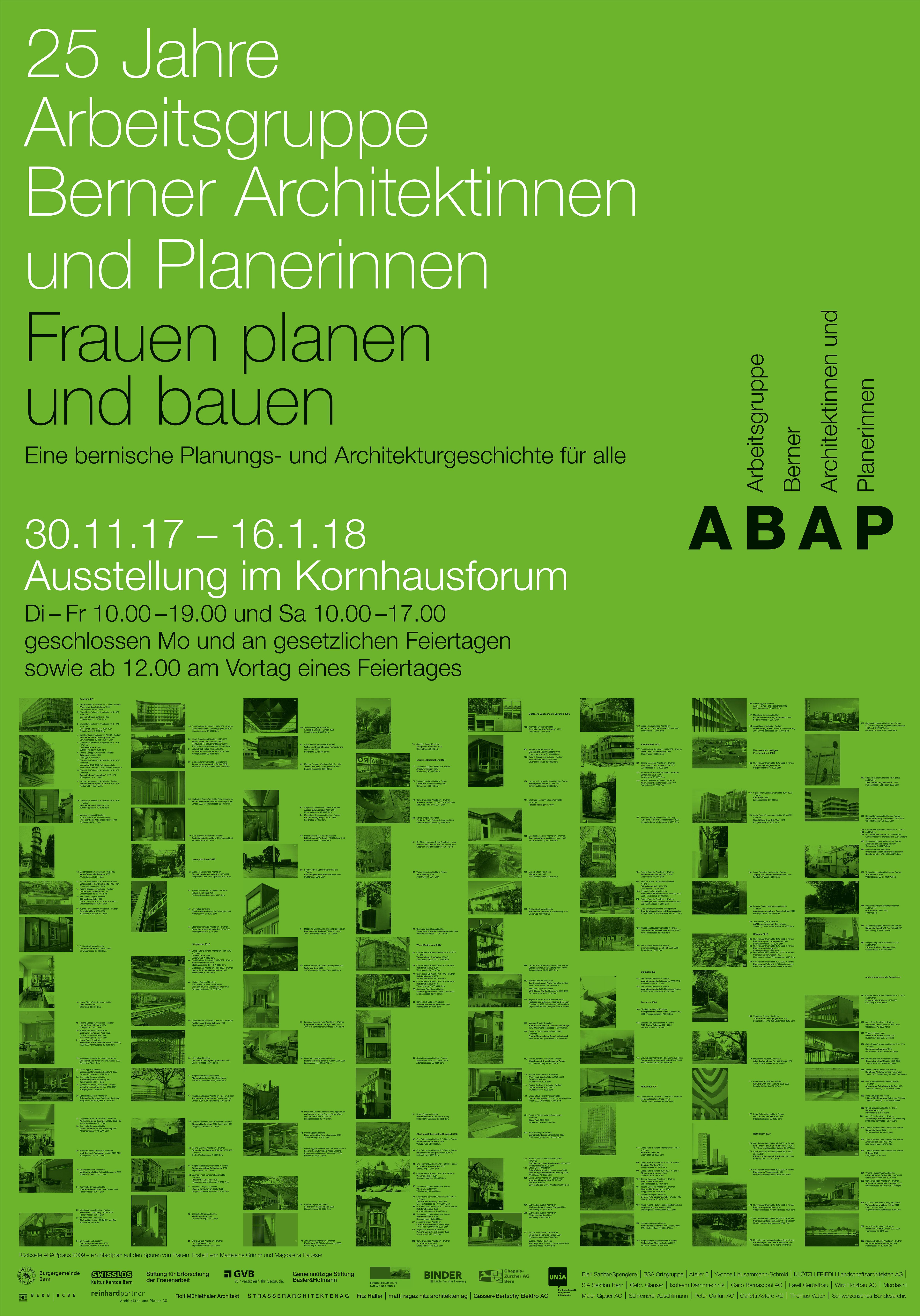 Raumplanerin.ch » Ausstellungen